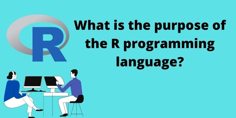 What is the purpose of the R programming language